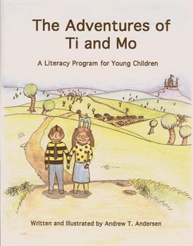 Adventures of Ti and Mo cover